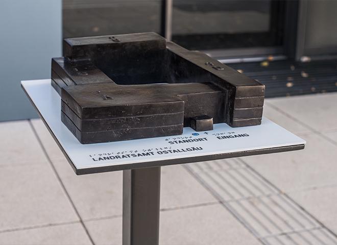 Ostallgäu 办公室导视设计©designgruppe koop