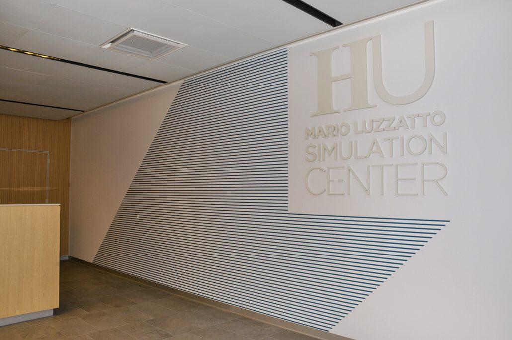 Humanitas大学标识设计©seberg