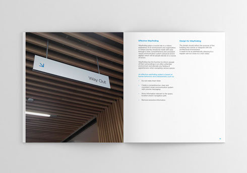 曼努考区法院导视设计©Sanders Design