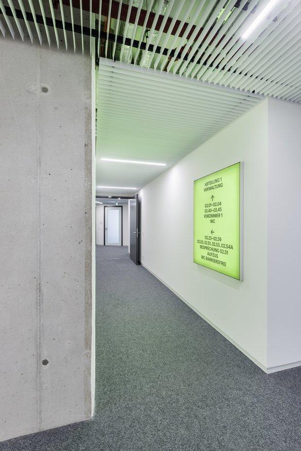 巴登—符腾堡州社会事务和运输部标识设计©uebele