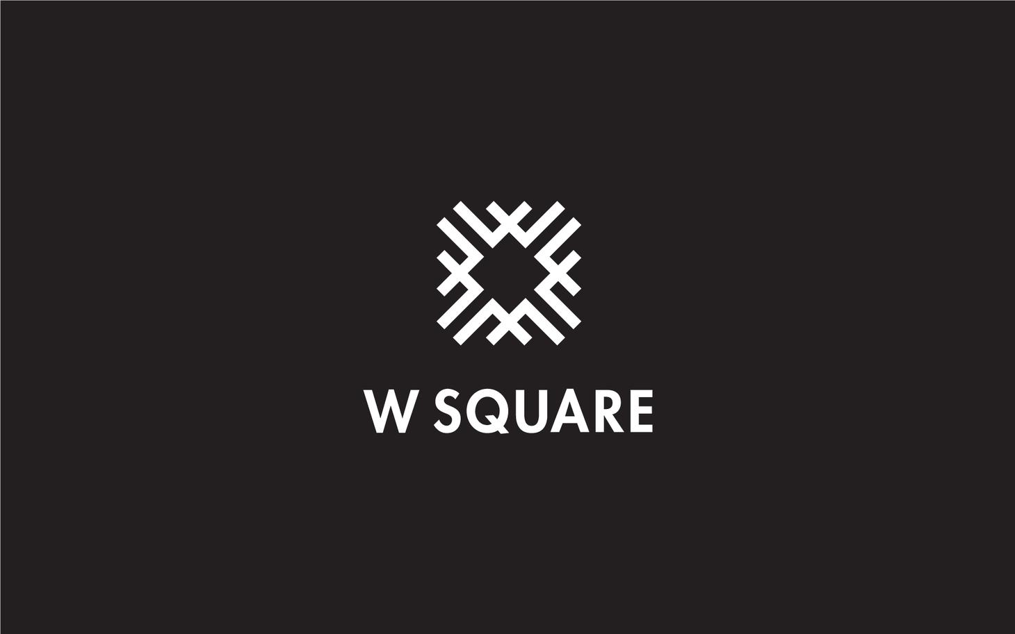 W Square 广场导视设计©Cizoo
