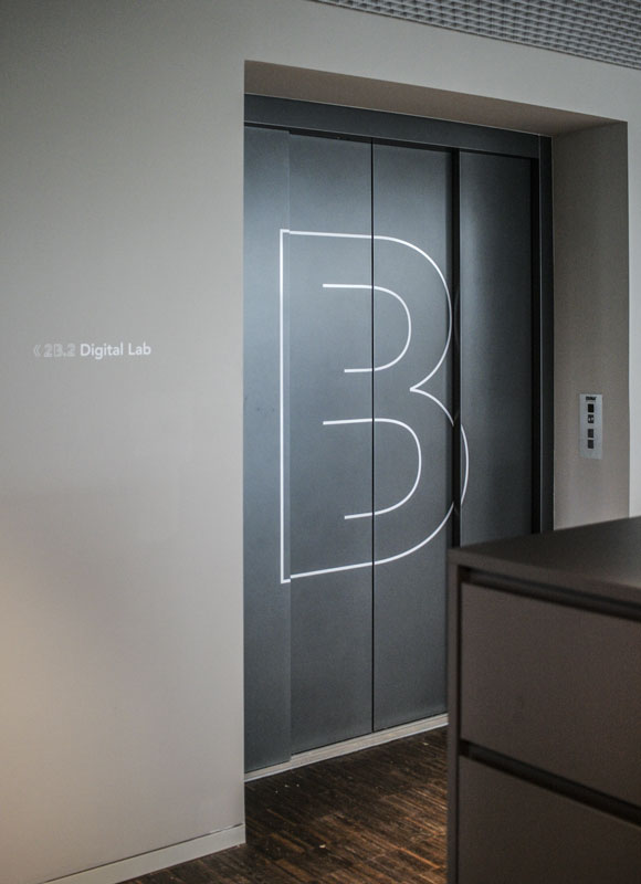 AEB公司导视设计©ifgroup