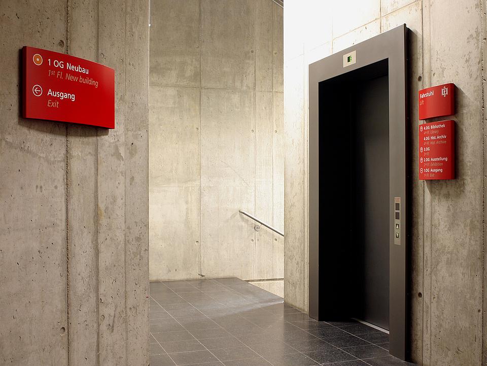 德国科技博物馆导视设计©gfg-id
