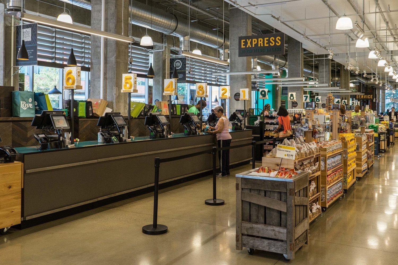 全食超市标识设计©Thread Collaborative