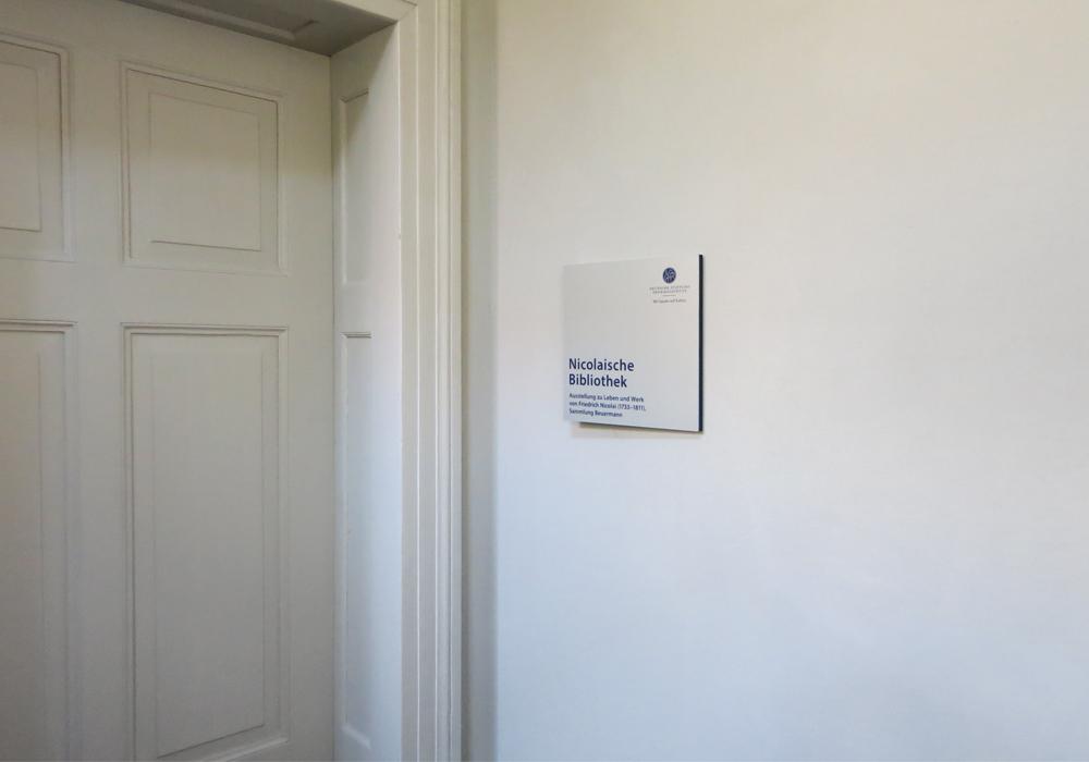 德国文物保护基金会导视设计©braun engels gestaltung