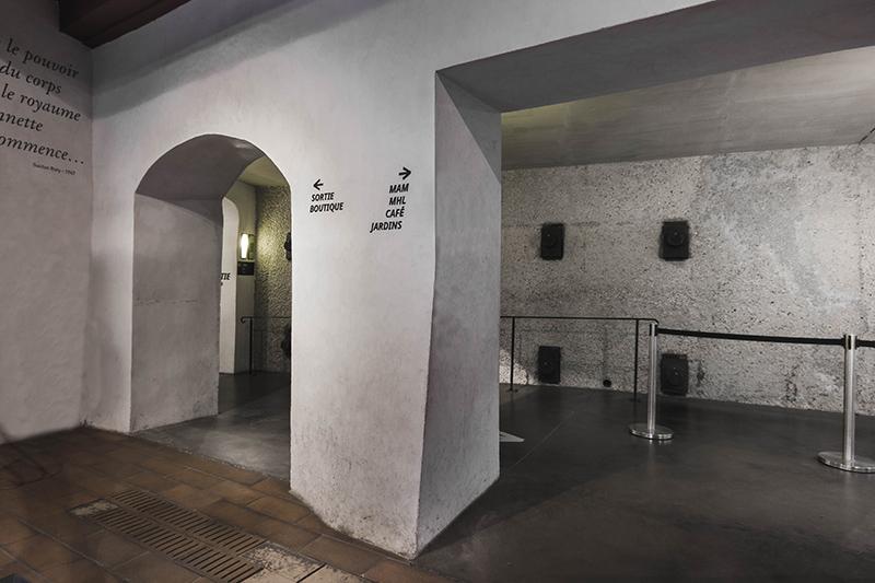 加达涅博物馆标识设计©ateliersupernova