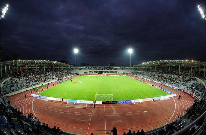中央体育场标识设计©Brandiziac