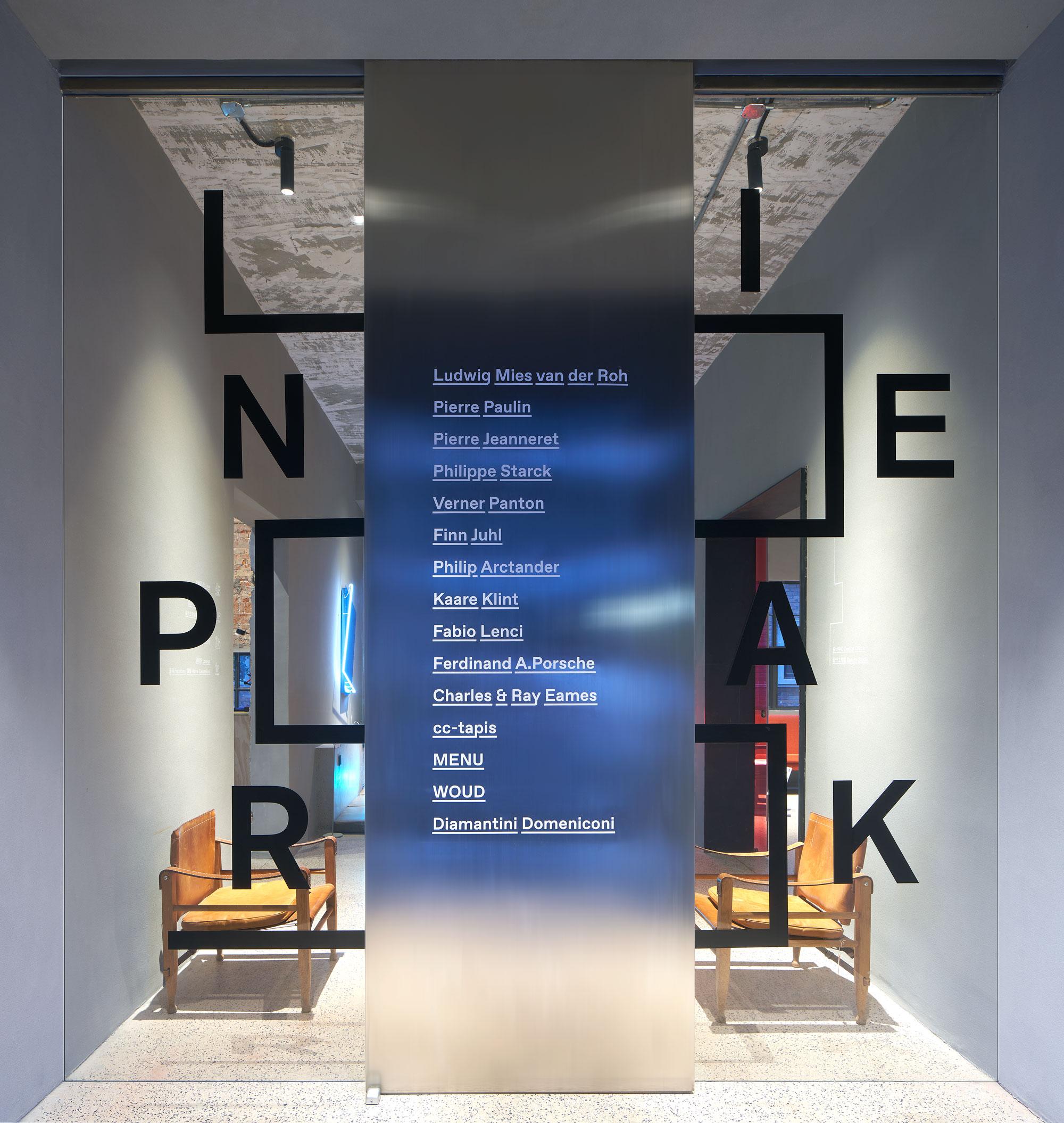 LINE PARK 导视设计 ©702 Design