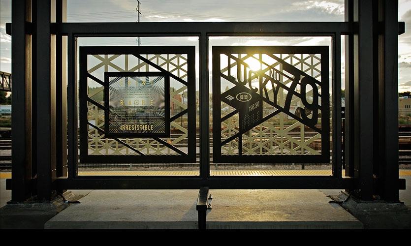 丹佛RTD G-Line挡风玻璃设计©Ditroën