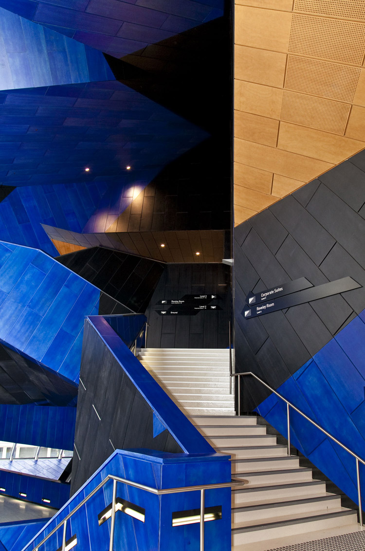 珀斯竞技场(PERTH ARENA) © Vivid Communications