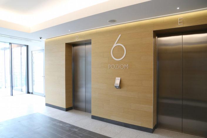NIMBUS办公楼标识设计  ©  dodoplan