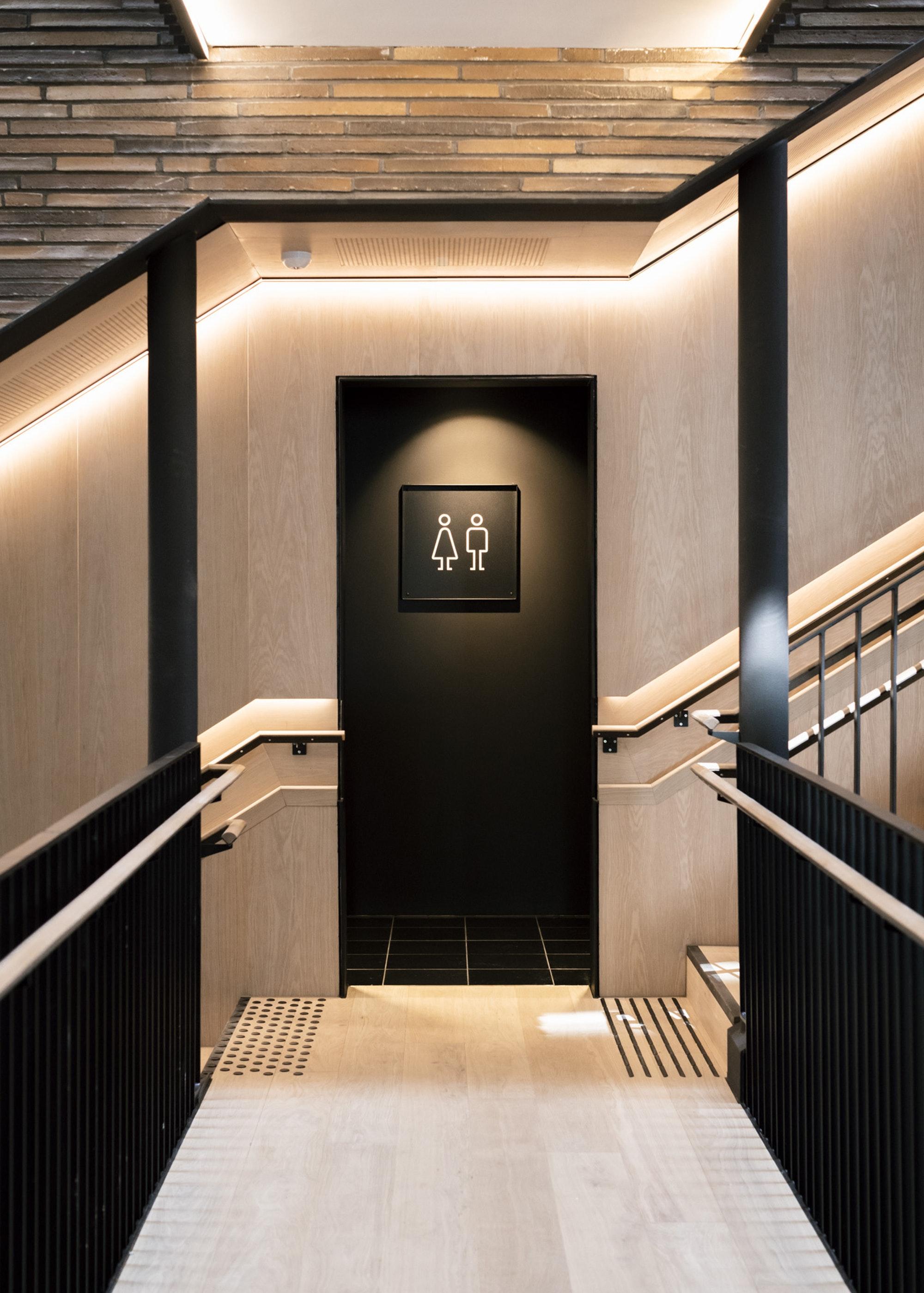 S5标识系统设计 © metric design