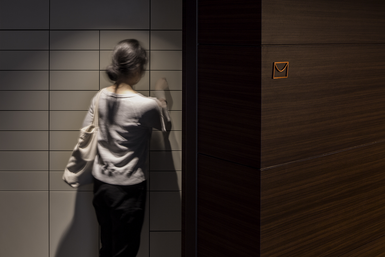 BRANZ FUTAKO-TAMAGAWA TERRACE,标识设计,导视设计© hokkyok