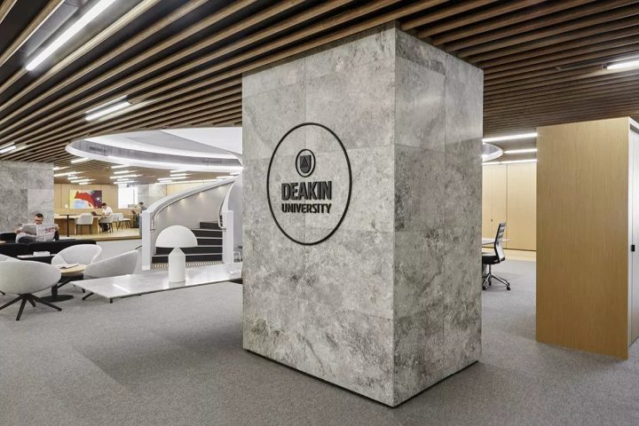 Deakin Downtown标识设计