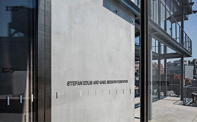 惠特尼美国艺术博物馆导视系统设计 © Entro Communications