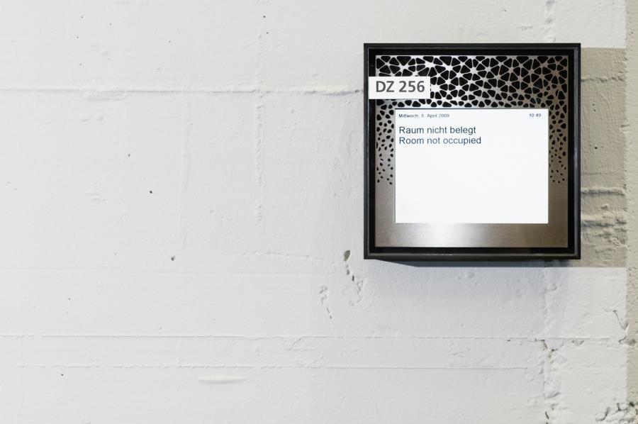 迪琴根通快集团导视系统设计©irb-zurich
