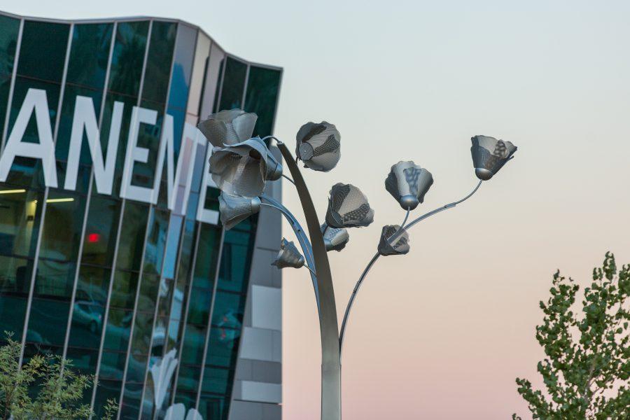 羚羊谷医学院标识系统设计©Exit Design