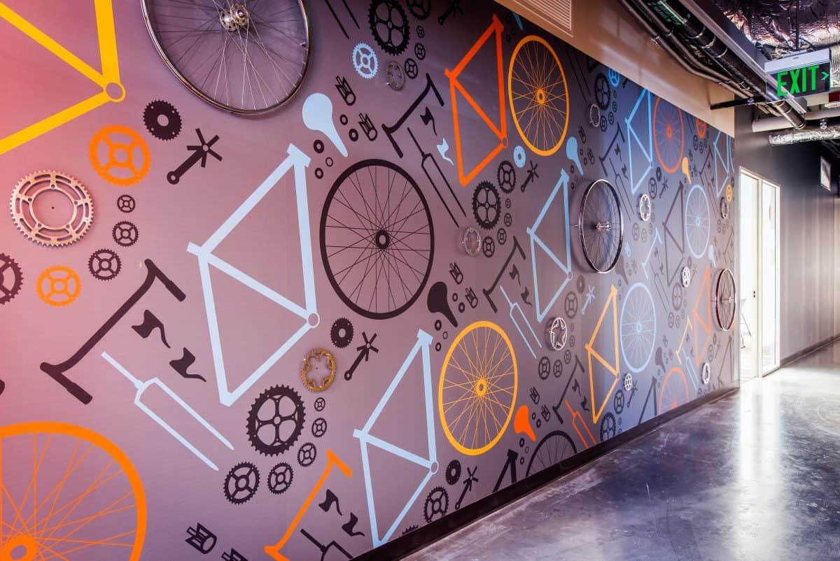 特洛伊街区环境标识设计©CRĒO